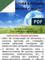 11 - aula 9 - Geocronologia, agricultura, datação.