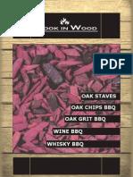 Cook in Wood Catalog En