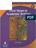 Refining composition skills academic writing and grammar 6th first steps in academic writing 2nd edition fandeluxe Image collections