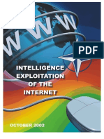 NATO Intelligence Exploitation of the Internet