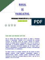 Manual de Pausa Activa Funcionarios