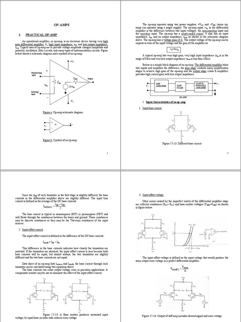 Opampbb Operational Amplifier Amplifier