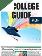 2013 Delphos Herald College Guide
