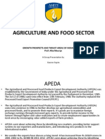 Agriculture Export promotion council