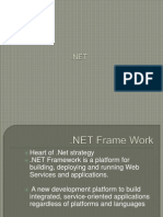 .Net Framework's