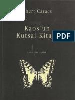 Albert Caraco - Kaos'un Kutsal Kitabı.pdf