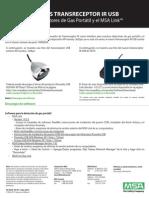 Transreceptor Puerto Infrarojo USB