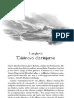 Djeca Hurinova,Djetinjstvo Turina
