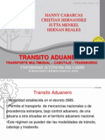 Transito Aduanero