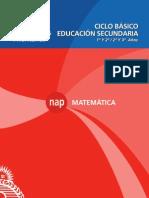 3.NAP-Secundaria-Matemática-2011