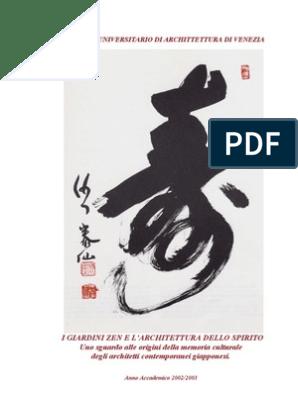 Fontana Feng Shui Con Giardino Zen Sorgente Di Montagna.Architecture Ebook I Giardini Zen E L Architettura Dello