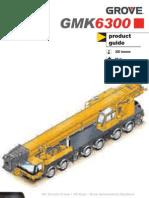 Especificaciones Gmk6300 Full