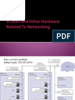 VLANS and Other Hardware