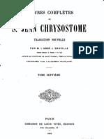 Chrysostom Et 7