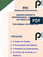 BSC - Gerenaciamento Empresarial Com Foco Em Resultados