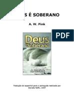 A. W. Pink - Deus é soberano (tradução)