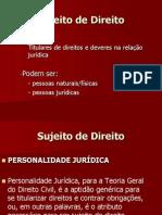 Ied - Sujeito de Direito (1)