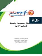 Basic Football Coaching