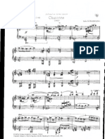 Gubaidulina - Chaconne (score)