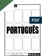 NUCE - PORTUGUÊS