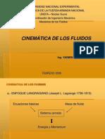 Tema Nº3  Cinemática de los Fluidos