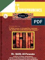 A Summary of Islamic Jurisprudence Vol 1