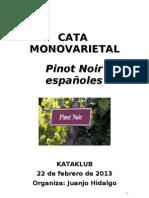 Cata Pinot Noir
