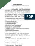 Actividades Comprensión Lectora.doc