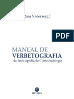 Manual de Verbetografia da Enciclopédia da Conscienciologia