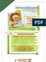 Passo a Passo PDF Fada Sunshine