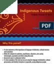 Indigenous Tweet