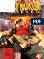 Duke Nukem Forever - Manual