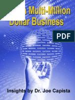 Building a multi - million dollar business.pdf