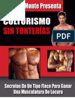 Delmonte Vince - Culturismo Sin Tonterias