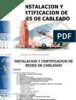 Instalacion y Certificacion de Redes de Cableado