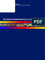 Relazione Programmatic A Al Bilancio 2007