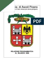 RELAZIONE  BILANCIO 2006vers2