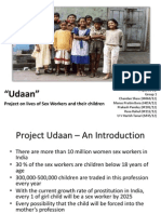 Rural Immersion Art of Living Project Udaan