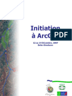 Formation ArcGIS