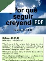 Sermon El Cielo