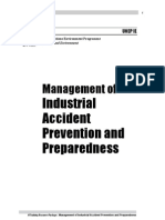 Industrial Accidents Training