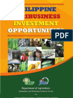 Complete Philippines Agribusiness Brochure