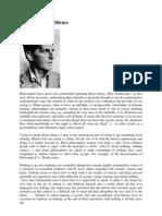 Wittgenstein on Silence