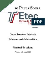 Mini-curso de Matematica.docx
