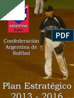 PlanEstrategicoSoftbolArgentina2013-2016