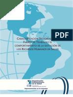 Caracterización fuerza de trabajo informe técnico