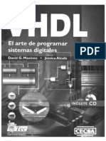 VHDL El Arte de Diseñar Sistemas Digitales