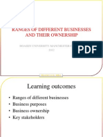 1.1 Business Ownership