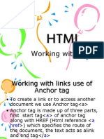 link ,marquee ,lists.ppt