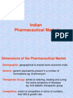Nmims India Pharma Market